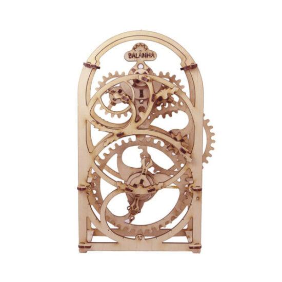 Bộ lắp ghép mô hình gỗ – Đồng hồ quả lắc